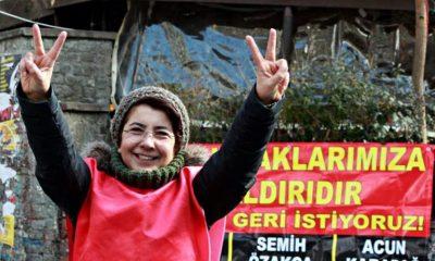 Yüksel Direnişçisi Acun Karadağ mahkemede kendini savundu