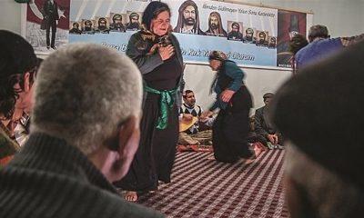 Alevi köyüne cami dayatması