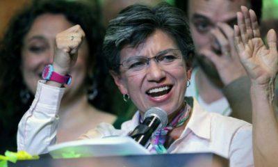 Kolombiya'da ilk kadın ve LGBTi+ belediye başkanı seçildi