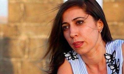 Gazeteci Nurcan Baysal'ın evine polis baskını