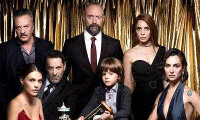 """""""Babil"""" dizisi Twitter dünya listesinde birinciliğe yükseldi"""