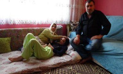 Eşi tarafından dövülen kadın 24 gün yoğun bakımda kaldıktan sonra yatağa mahkum oldu
