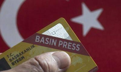 Muhalif gazetecilerin basın kartları tekrar kullanıma açıldı