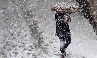 Meteoroloji uyardı, İstanbul'a kar geliyor