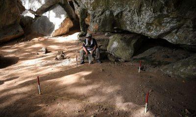 Malezya'da 17 bin yıl öncesine ait taş eşyalar bulundu