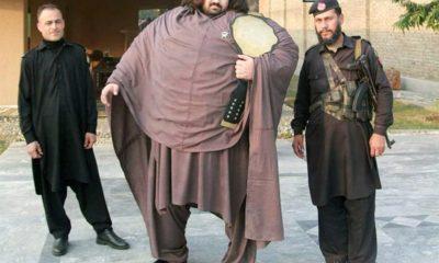 'Pakistanlı Hulk' kendine eş arıyor: En az 100 kilo olmalı