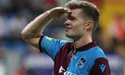 Trabzonspor'un yıldızı Alexander Sörloth kimdir? Kaç yaşında ve nereli?