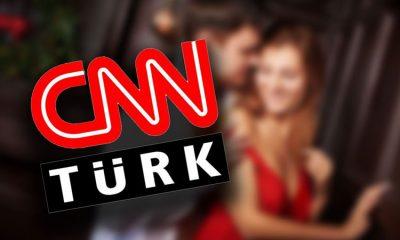 CNN Türk'ten porno içerikler paylaşan hesap takip skandalı