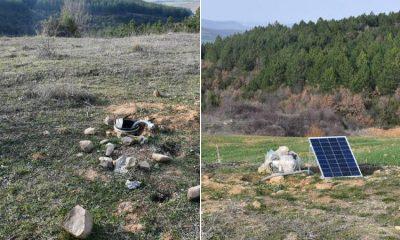 Tekirdağ'da deprem ölçüm cihazlarını çaldılar!