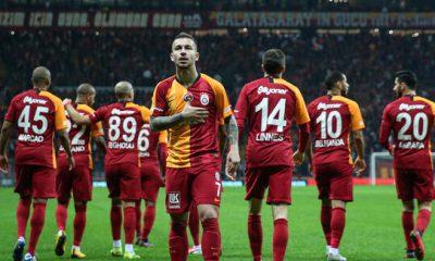 Galatasaray Kayserispor'u rahat geçti