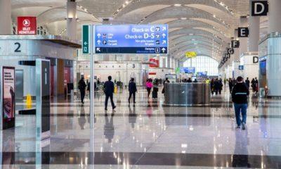 Havalimanlarında 'sessiz terminal' uygulaması başlıyor