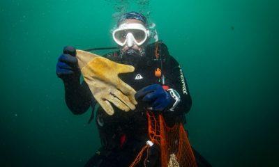 Sıfır Atık Mavi ile denizlerden 180 bin metreküp çöp çıkarıldı