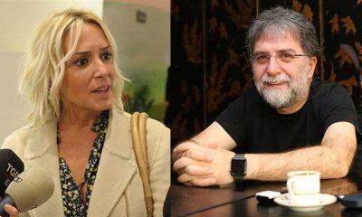 Saba Tümer'den Ahmet Hakan ve Hürriyet'e tepki