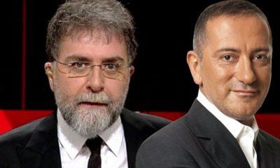 Ahmet Hakan: CNN Türk birinci... Fatih Altaylı: Külliyen yalan palavra