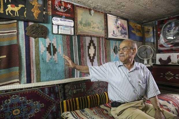 Dalga geçilen Ali İhsan Yavaşça'nın hikayesi: 30 yıl kilim dokuyarak 6 çocuk büyüttü