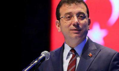 İBB Başkanı Ekrem İmamoğlu'na soruşturma açıldı!