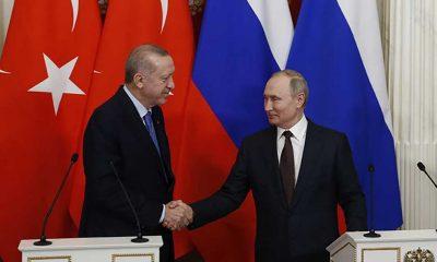 Erdoğan ve Putin'den İdlib'de gece yarısından itibaren ateşkes kararı!