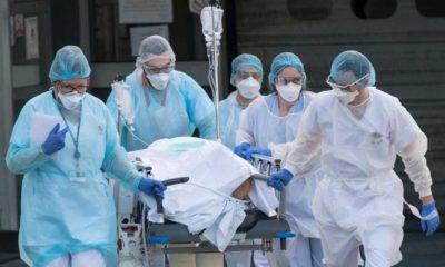 Fransız hastaneleri: Resmi veriler doğru değil, evlerinde ölenleri sayamıyoruz