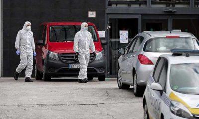 İspanya'da bir günde 738 kişi hayatını kaybetti, toplam ölüm sayısı 3 bin 434'e yükseldi