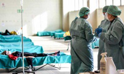 İtalya'nın koronavirüs kabusu bitmiyor: Son 24 saatte 601 ölü!