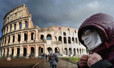 İtalya'da son 24 saatte 224 kişi Kovid-19'dan hayatını kaybetti