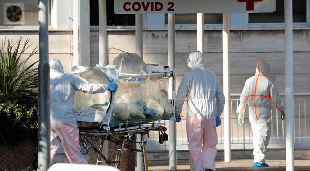 İtalya'da en kara gün! Koronavirüsten son 24 saatte 969 kişi hayatını kaybetti