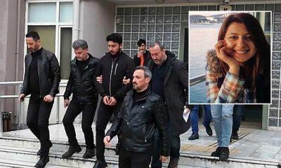 Ayrılmak isteyen kız arkadaşına kurşun yağdıran polis tutuklandı