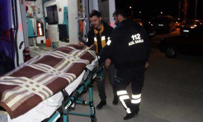 Konya'da koronavirüs tartışması: Bir kişi bıçaklandı, durumu ağır