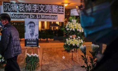 Çin koronavirüsü bulan doktorun ailesinden özür diledi