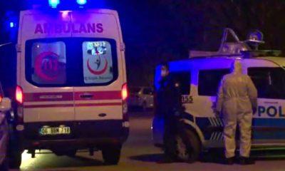 Ankara'da hasteneden kaçan koronavirüs şüphelisi evinde yakalandı