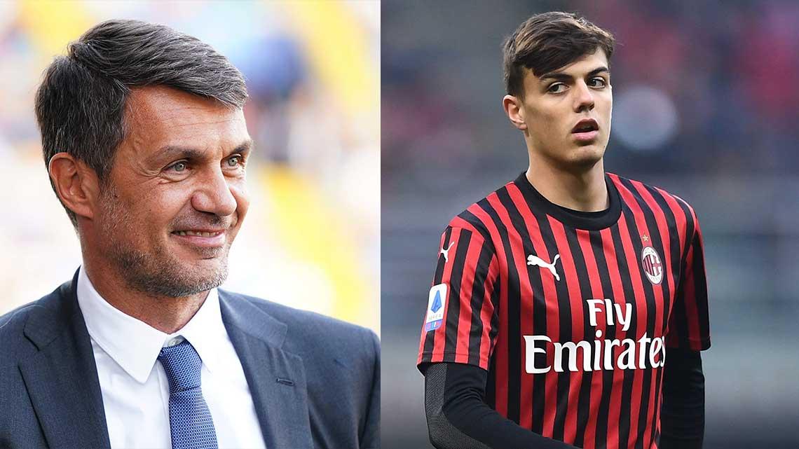 Milan açıkladı! Paolo Maldini ve oğlu koronavirüse yakalandı
