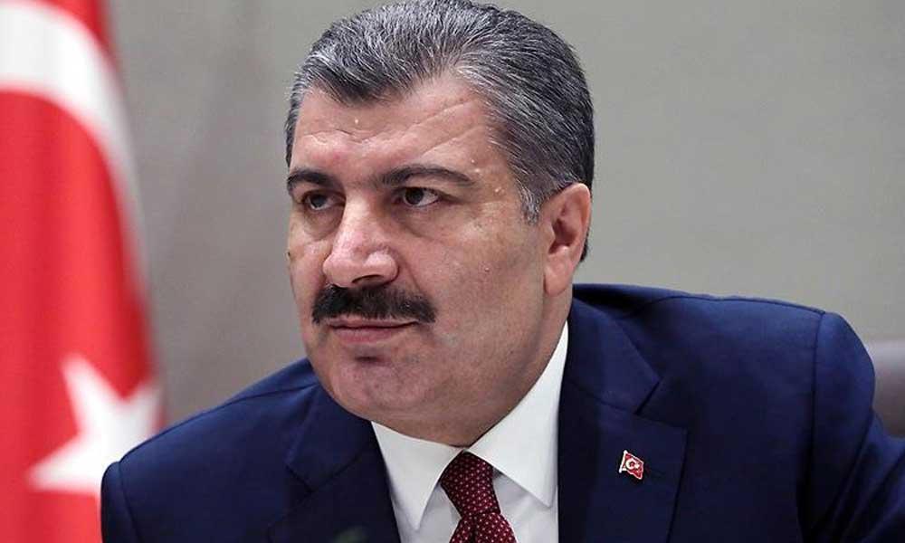 Sağlık Bakanı Koca: Koronavirüsten can kaybımız 59 oldu