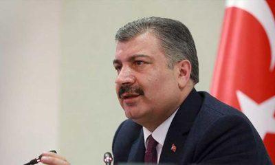 Sağlık Bakanı Koca:  Sağlık çalışanlarımızın hakkını ödemek mümkün değil. Onlara büyük bir teşekkür borçluyuz