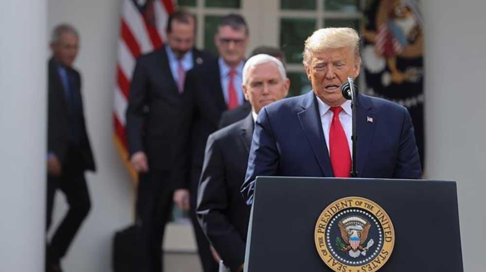 Trump, New York, Washington ve California'da askeri güce onay verdi