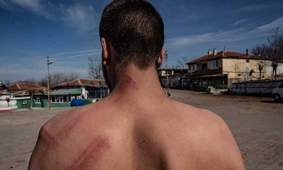 Yunanistan'a geçen sığınmacılar: Bizi dövüp, kendileri Türkiye'ye getiriyorlar