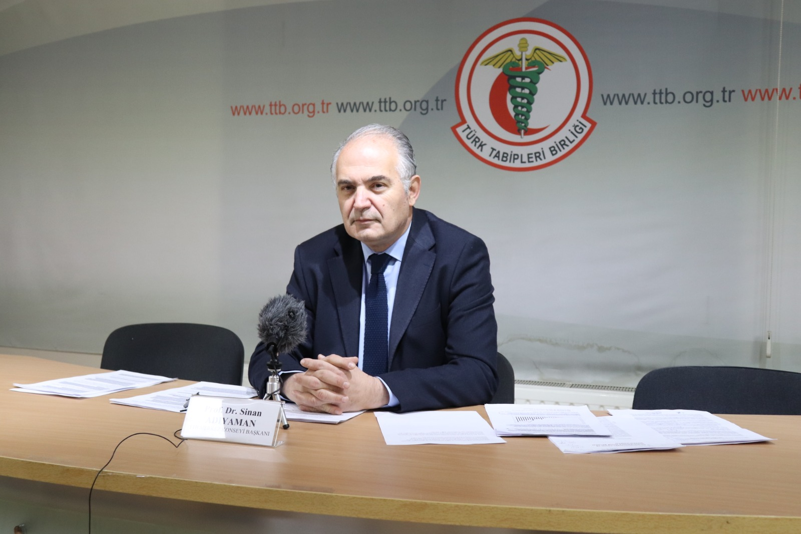 Türk Tabipler Birliği'nden çok önemli açıklamalar