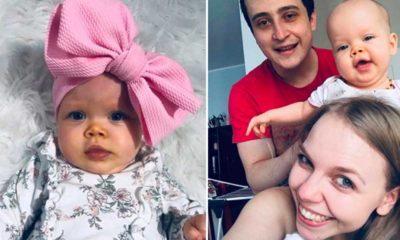 9 aylık Mia bebeğin kurtulması için ünlülerden destek çağrısı