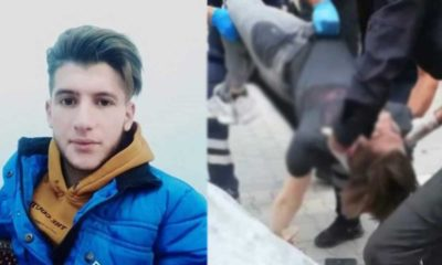 Adana'da genci vuran polis tutuklandı