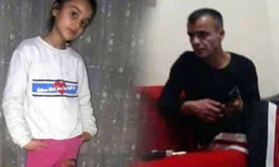Cezaevinden çıktı, 9 yaşındaki kızı Ceylan'ı döverek öldürdü