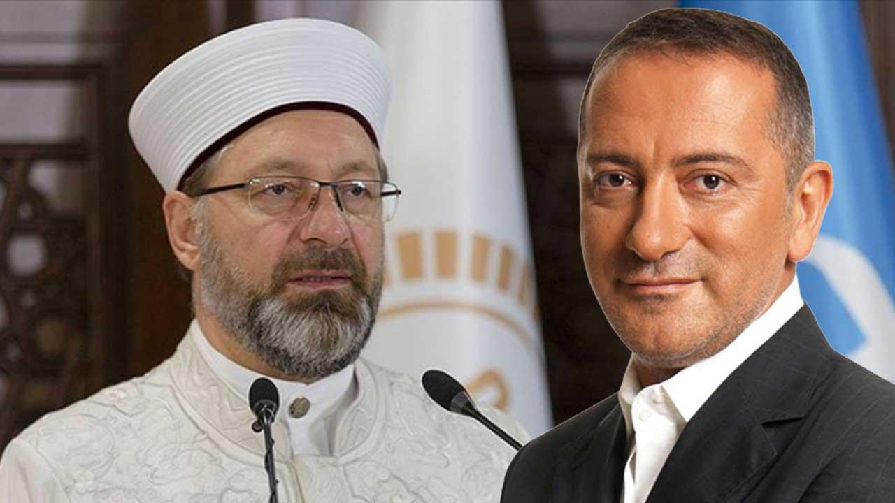 Fatih Altaylı'dan Diyanet'e: 'Lanetlenen' eşcinsellerden de vergisini almayın o zaman