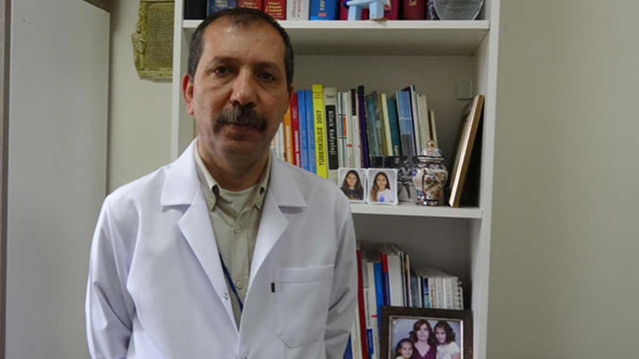 Prof. Dr. Ertuğrul: Giydiğimiz kıyafetlerle hastalar bizi astronot sanıyor