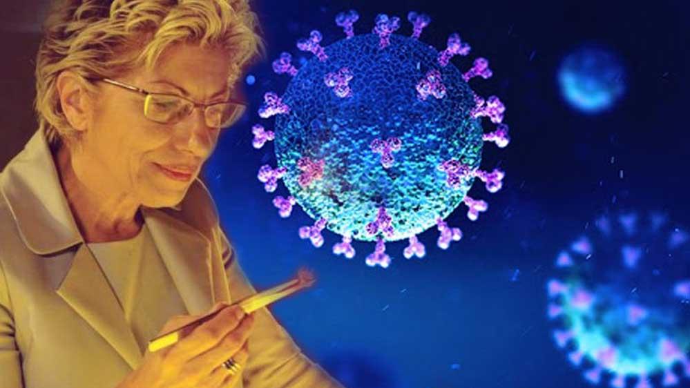 """Prof. Dr. Sevil Atasoy, """"Koronavirüsü laboratuvarda çalışan dikkatsiz bir kişinin etrafına bulaştırdığını düşünüyorum"""""""