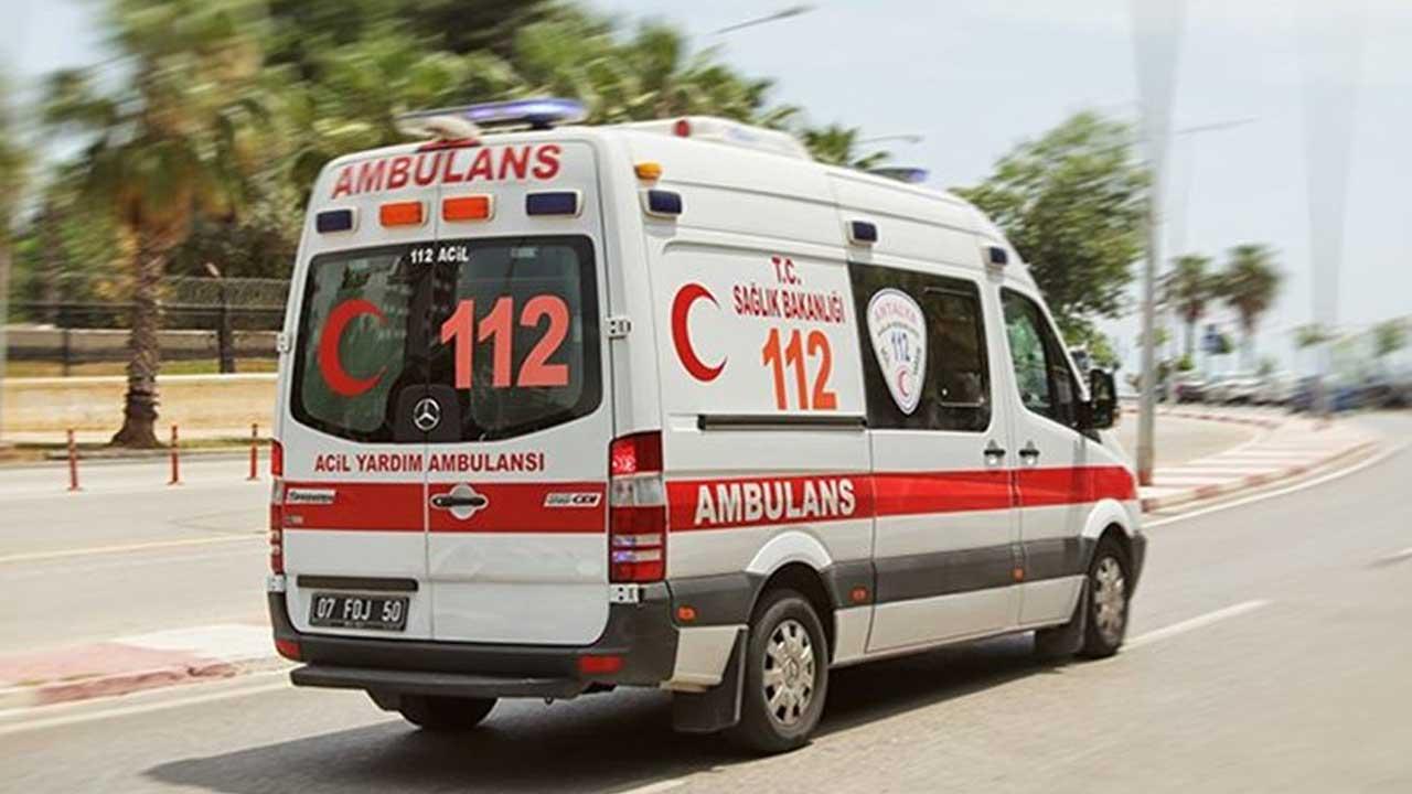 Sağlık çalışanlarına saldırı: İki hekim ve şöför yaralandı
