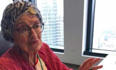 ABD'de yaşayan en yaşlı Türk Safa Mediha Süleyman Koronavirüsten hayatını kaybetti