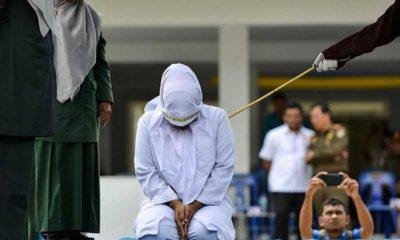 Suudi Arabistan kırbaç cezasının kaldırıldığını duyurdu