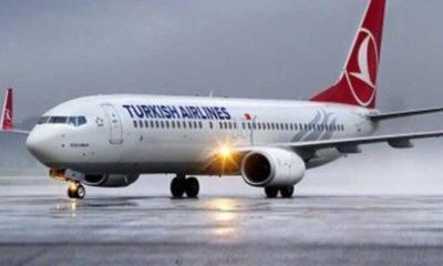 THY uçağı kalp krizi geçiren bebek nedeniyle Ankara'ya acil iniş yaptı