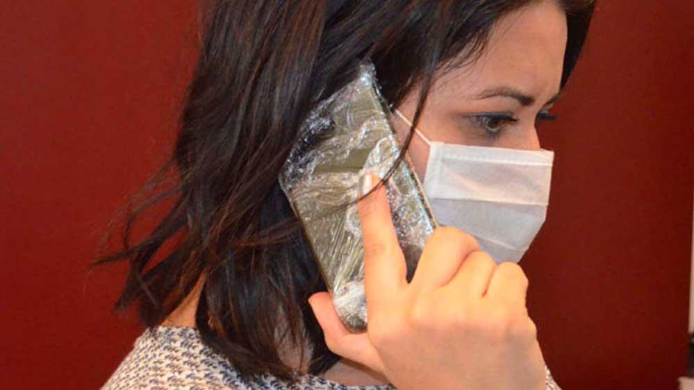 Virüs cep telefonları aracılığıyla evlerimize girebilir