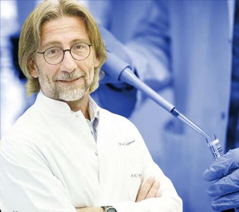 Prof. Dr. Ercüment Ovalı'dan aşı çalışmasına yönelik kamuoyu açıklaması