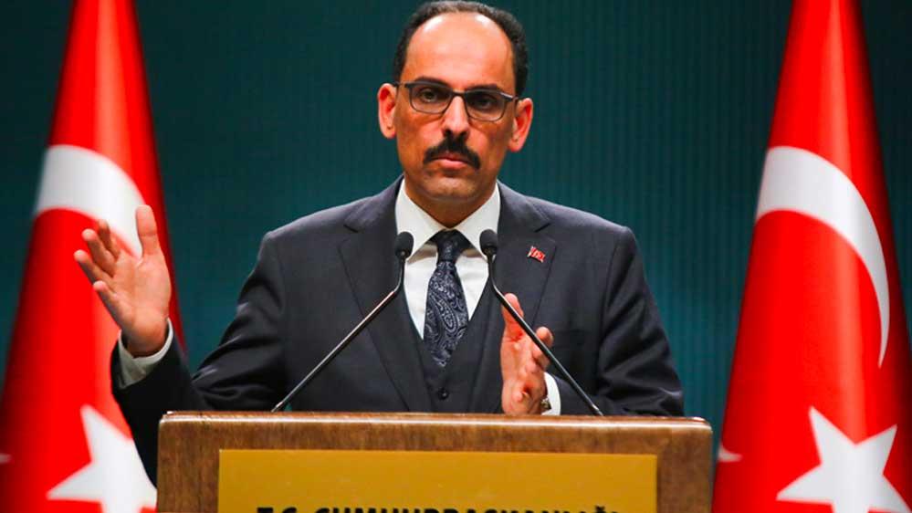 İbrahim Kalın: Ermenistan ile normalleşmeye olumlu bakıyoruz