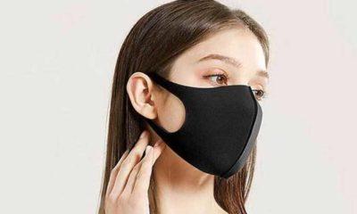 """Siyah maskeler ile ilgili önemli uyarı: """"Ancak süs olarak takılabilir"""""""